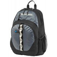 MOCHILA HP SUPPORT SILVER/BLACK