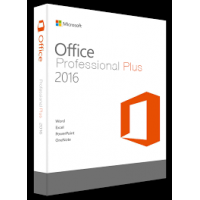 DVD OFFICE 2016 PROFESSIONAL PLUS WORD, EXCEL, PWPOINT