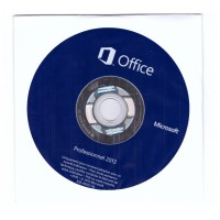 DVD OFFICE 2013 PROFESSIONAL PLUS WORD, EXCEL, PWPOINT