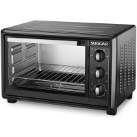 FORNO ELÉTRICO ALL BLACK 44L SUGGAR - PRETO