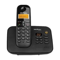 TELEFONE SEM FIO INTELBRAS C/ SECRETARIA ELETRONICA