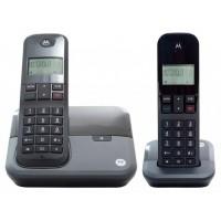 TELEFONE SEM FIO MOTOROLA COM IDENTIFICADOR 1.9GHz + 1 RAMAL