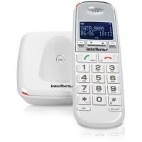 TELEFONE SEM FIO INTELBRAS COM IDENTIFICADOR E VIVA VOZ - 1.9GHZ