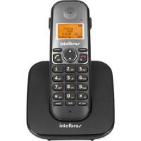 TELEFONE SEM FIO INTELBRAS C/ IDENTIFICADOR E VIVA VOZ
