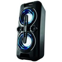 CAIXA DE SOM AMPLIFICADA 150w  Bluetooth Rádio FM e Entrada USB