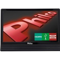 TV 14 PHILCO LED HD CONVERSOR HDMI USB