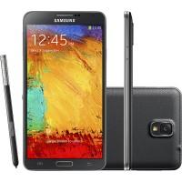 SMARTPHONE EXECUTIVO SAMSUNG GALAXY NOTE c/4G  Android 4.3 13MP, 3GB RAM, 32GB, Full HD Super Tela AMOLED 5.7
