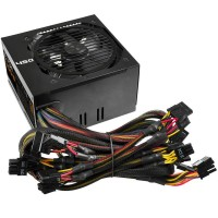 FONTE ATX 450W COOLER 120mm Eficência Plus 85%
