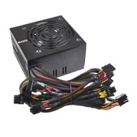 FONTE ATX 500W COOLER 120mm Eficência Plus 85%