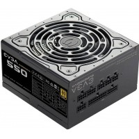 FONTE ATX 550W COOLER 130mm Eficência Plus 85%