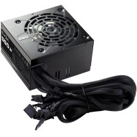 FONTE ATX 550W COOLER 120mm Eficência Plus 75%
