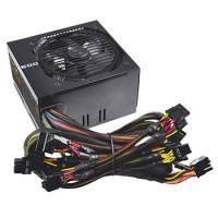 FONTE ATX 600W COOLER 120mm Eficência Plus 85%
