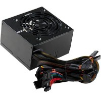 FONTE ATX 600W COOLER 120mm Eficência Plus