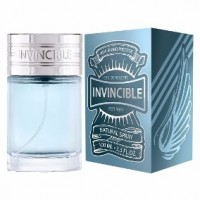 Perfume New Brand Prestige Invincible Masculino 100 Ml Edt