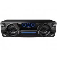 MICRO SYSTEM PANASONIC JUKEBOX WIRELESS 250W RMS COM Bluetooth FM USB CD PLAYER