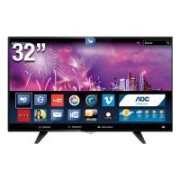 SMART TV 32 CONVERSOR DIGITAL HDMI USB WIFI HD