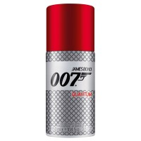 DESODORANTE MASCULINO 007 JAMES BOND RED