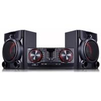 MINI SYSTEM LG TURBO SOUND USB BLUETOOTH KARAOKE AM/FM USB CD 800W