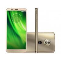 SMARTPHONE MOROTOLA MOTOG18 2 CHIPS 4G 32GB 3GB RAM OCTA CORE ANDROID 8.0 TELA 5.7HD CAM 13MPX