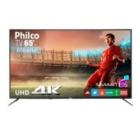 SMART TV 65 4K ANDROID LED UHD WIFI HDMI USB CONVERSOR DIGITAL - PHILCO