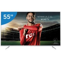 SMART TV 55 4K HDMI USB WIFI CONVERSOR DIGITAL UHD DOLBY DIGITAL
