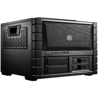 GABINETE ATX COLLTY BOX 2 BAIAS ATX - GRAFITE