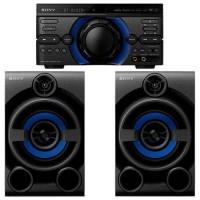 MINI SYSTEM SONY BOXBLUE Bluetooth/USB/HDMI/FM 750W