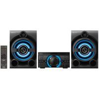 MINI SYSTEM SONY BOXBLUE DVD USB MP3 CD PLAYER FM Karaokê HDMI Bluetooth 1600W
