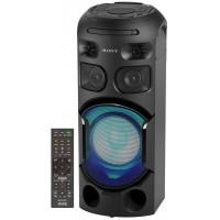 MINI SYSTEM SONY TORREBOX USB HDMI USB BLUETOOTH NFC KARAOKE DJ DVD AM/FM CD PLAYER - 1000W