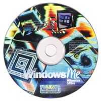 CD-R ORIGINAL WINDOWS ME - MILLENIUM EDITION