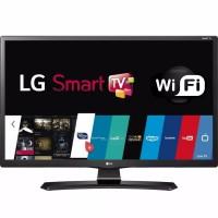 SMART TV 24 LG CONVERSOR DIGITAL HDMI USB DTV HD WIFI FUNCAO MONITOR