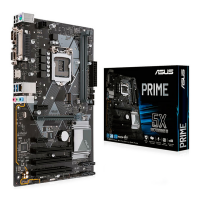 PLACA-MAE ASUS INTEL LGA 1151 ATX PRIME DDR4