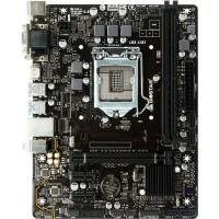 PLACA-MAE BIOSTAR PRO DDR4 LGA 1151 08 CANAIS DE AUDIO HD