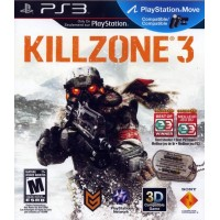 Jogo PS3 Killzone 3 COMPATIBLE 3D