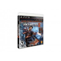 Jogo PS3 UNCHARTED 2 AMONG THIEVES BLURAY COMPATIBLE