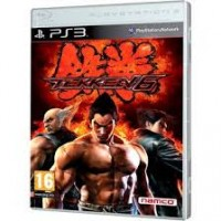 Jogo PS3 TEKKEN 6 MAIN POWER BLURAY DISC COMPATIBLE
