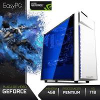 PC GAMER BARATO EASYPC INTEL PENTIUM 4GB RAM 1TB HD FONTE 500W