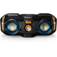 MICRO SYSTEM PHILIPS PALM ROCK AM/FM/MP3/BLUETOOTH/CD/