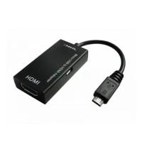 CONECTOR / ADAPTADOR MHL P/ V8 HDMI MICRO USB