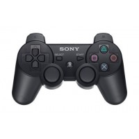 CONTROLE VIDEOGAME PS3 WIRELESS PINK ORIGINAL