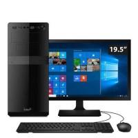COMPUTADOR EASYPC INTEL CORE i7 3.8GHZ 8GB RAM HD 3TB MONITOR 19.5 POLEGADAS WIN 10 MAIS PACOTE OFFICE