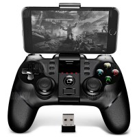 CONTROLE VIDEOGAME P/ CELULAR, TV, PS2 BLUETOOTH