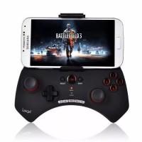 CONTROLE GAME JOYSTICK CELULAR BLUETOOTH ANDROID IOS