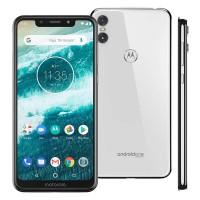 SMARTPHONE MOTOROLA 64GB TELA 6 ANDROID 8 4GB RAM 2 CHIPS 4G CAM 13MPX OCTA CORE