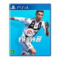 JOGO FIFA 19 PS4 TATICAS DINAMICAS E MAIOR HABILIDADE DO USUARIO NAS DISPUTAS