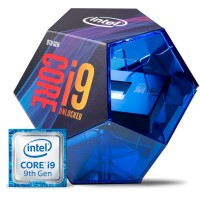 PROCESSADOR INTEL CORE I9 COFFEE LAKE REFRESH 9A GERACAO CACHE 16MB 3.6GHZ 5.0GHZ MAX TURBO LGA 1151 DDR4