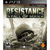 JOGO RESISTANCE FALL OF MAN PS3