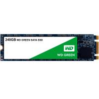 SSD WD GREEN 240GB LEITURAS 545MB POR SEGUNDO