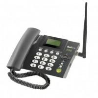 TELEFONE CELULAR RURAL FIXO PROELETRONIC DUPLO CHIP 4 BANDAS RADIO FM FUNCAO SMS