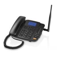 TELEFONE FIXO 3G 4 BANDAS MULTILASER DESBLOQUEADO INTERNET SMS BATERIA RECARREGAVEL